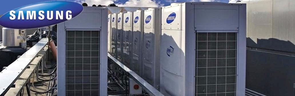 Digital Variable System Air Conditioners Samsung Dvm